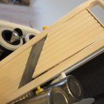 ベンリナースライサー(万能野菜調理器)で野菜の下処理