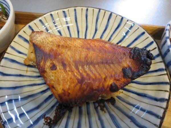 焼魚(赤魚)