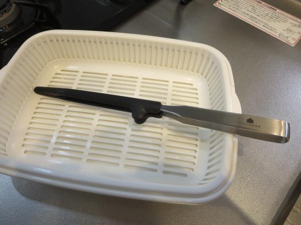 オークスのワンクリック菜箸
