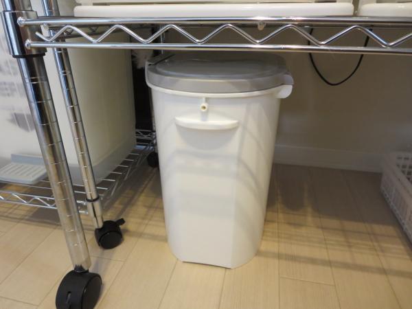 生ゴミペール(中バケツ付)ゴミ箱 11L