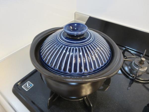 炊飯土鍋2合炊き