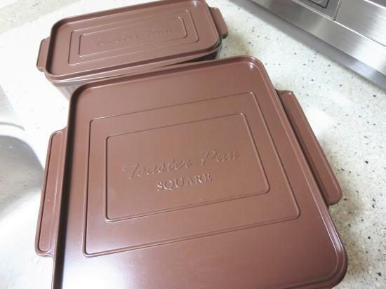 トースターパン2サイズ