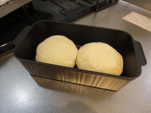 みきママリッチパンレシピをアレンジ、トースターパンで焼きました。
