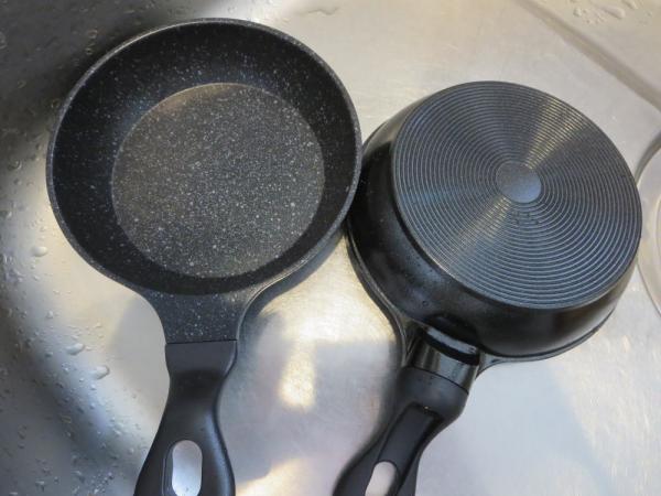 厚焼きパンケーキプレート