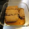 鶏肉ごぼうの作り置き