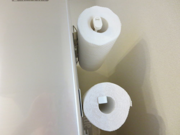 洗って使えるペーパータオルと超吸収キッチンタオルデキルコ
