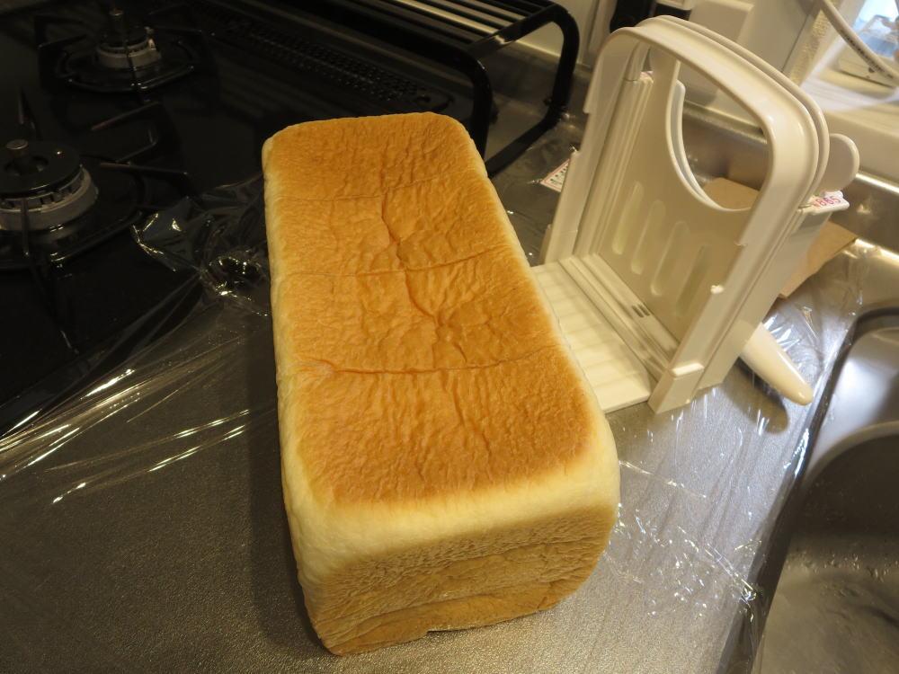 食パン(銀座に志かわ)