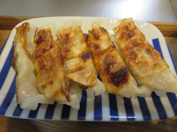 タニタ食堂監修の焼餃子