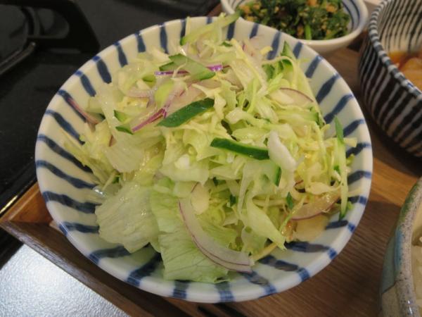 野菜サラダ