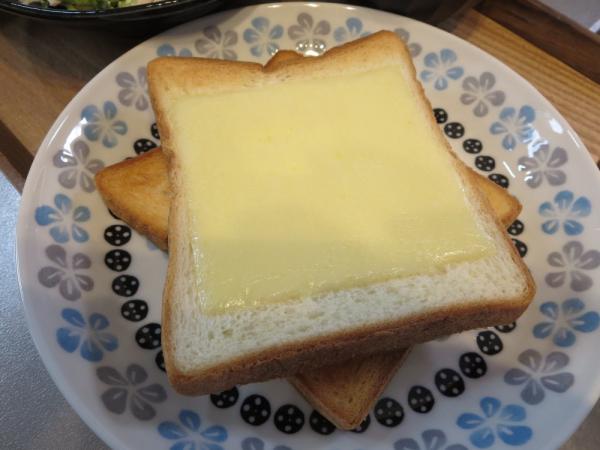 トースト・チーズトースト