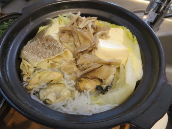 お鍋(一人鍋)
