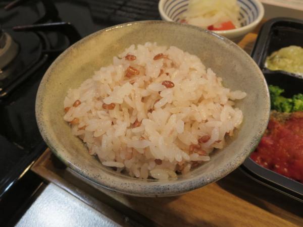 赤米ごはん