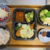 ヨシケイ(冷凍弁当)たらとポテトのグラタン風メインの献立