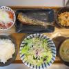 焼魚(いわし明太)メインの献立