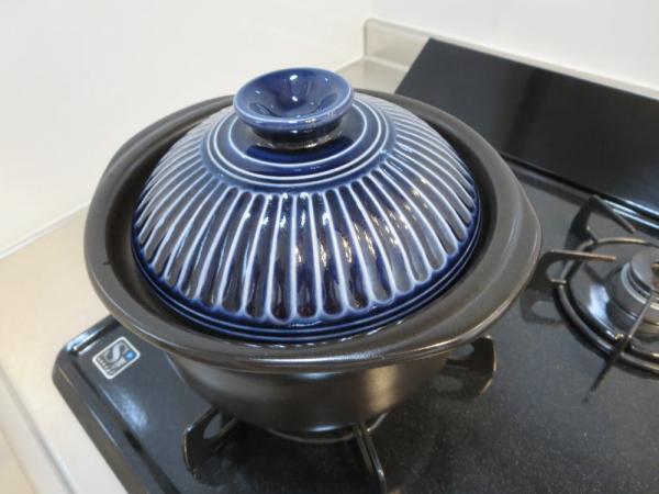炊飯用土鍋