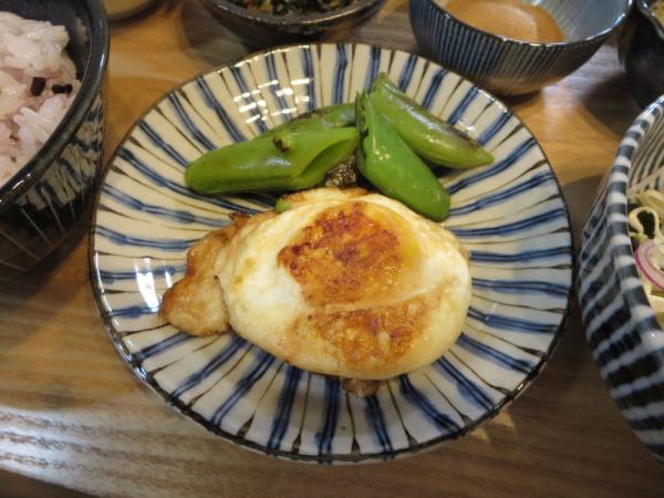 目玉焼き(両面焼き)
