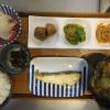 焼魚(タラの粕漬)メインの献立