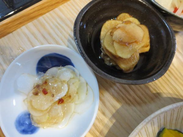 菊芋2種類