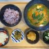 キムチスープの献立