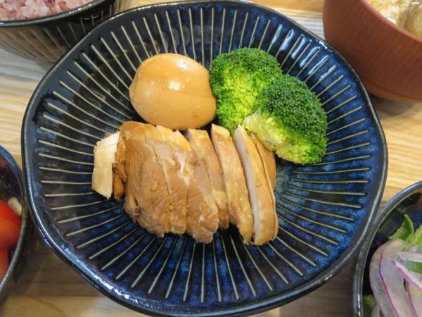 鶏チャーシュー風