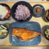 焼魚(赤魚のみりん干し)の献立