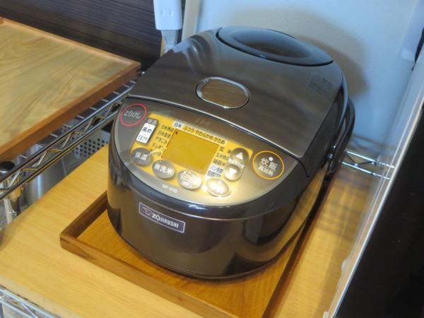象印IH炊飯ジャー極め炊き(NP-VI10-TA)