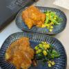 マッシュポテトの豚肉巻き