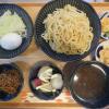 つけ麺(濃厚魚介豚骨醤油味)の献立