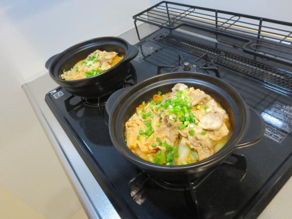 キムチ鍋(ひとり鍋)
