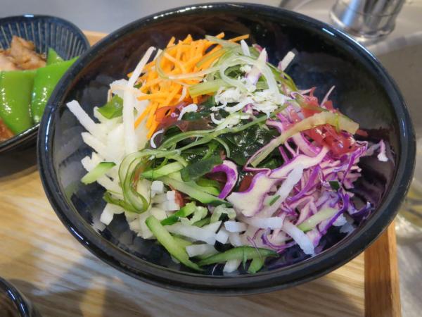 野菜サラダ(市販)