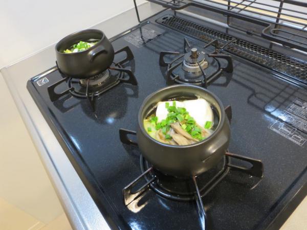 ミニ湯豆腐