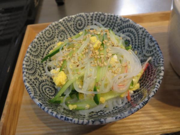 春雨サラダ(甘酢)