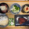 焼魚(さばのみりん干し)の献立