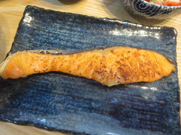 焼魚(塩鮭)