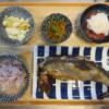 焼魚(にしん)の献立