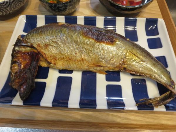 焼魚(にしん)