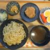 つけ麺(魚介系)の献立