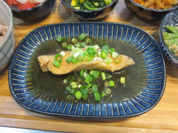 煮魚(ギンダラ)