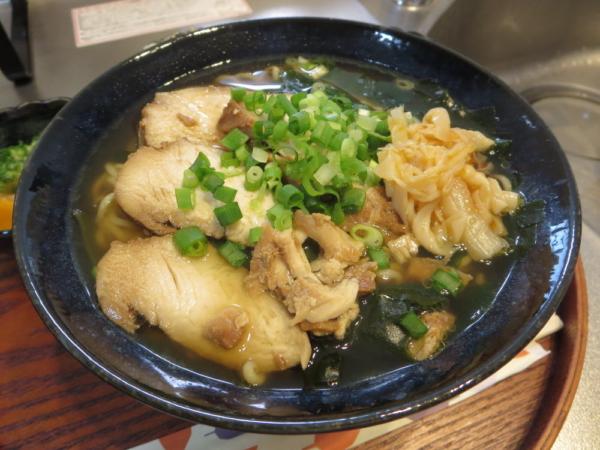 わかめラーメン(インスタント袋麺)