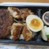 ハンバーグ&炭焼きチキンステーキ重(ブロンコビリー)