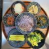 チンゲン菜とたまごのソテーの献立
