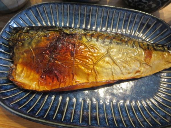 焼魚(塩さば)