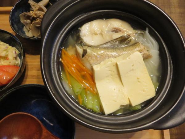 ひとり鍋(鶏だしうま塩)