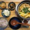 キムチ鍋の献立